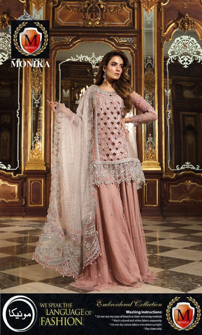 3aaa67b50b Maria B Wedding Edition Most Demanded Code – FASHIONIST